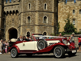Burgundy Cream Beauford