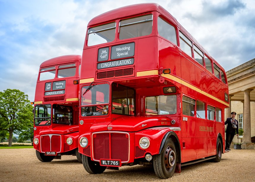 Classic London Buses