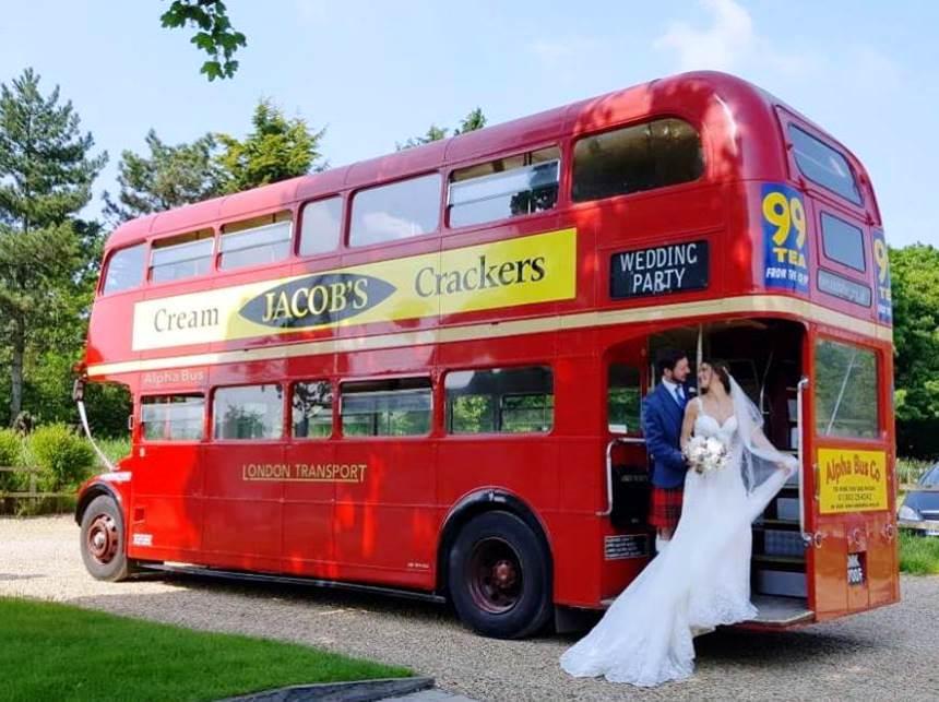 Routemaster Bus