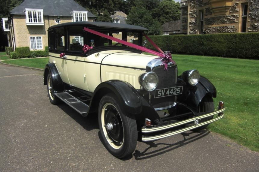 Vintage American Wedding Car   American Wedding Car Hire London