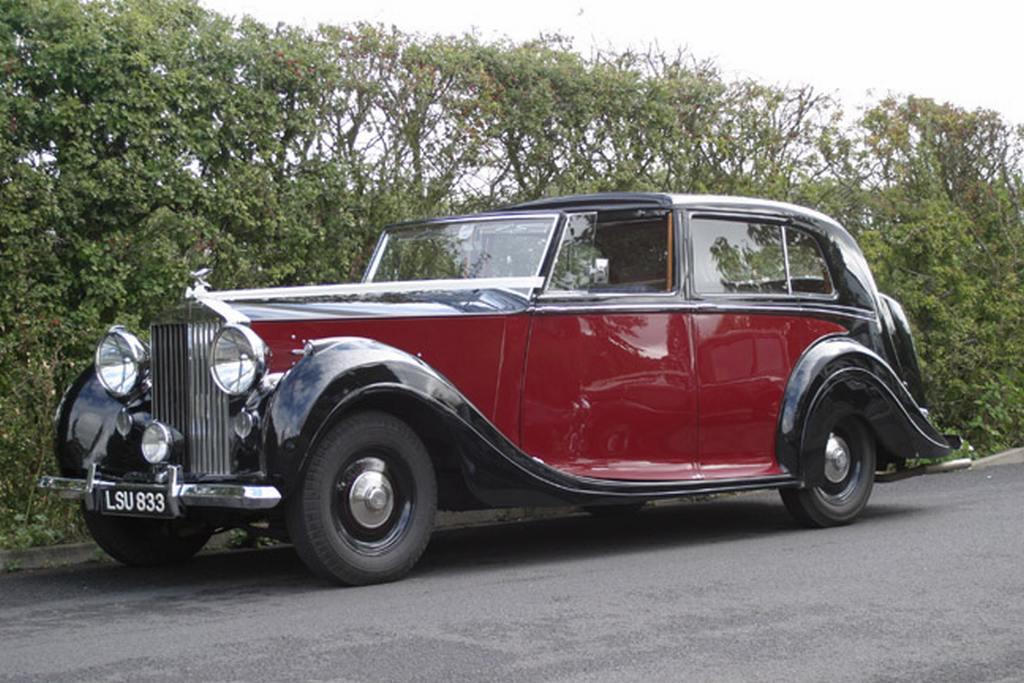 Rolls Royce Wedding Car Vintage Wedding Car In Rochester