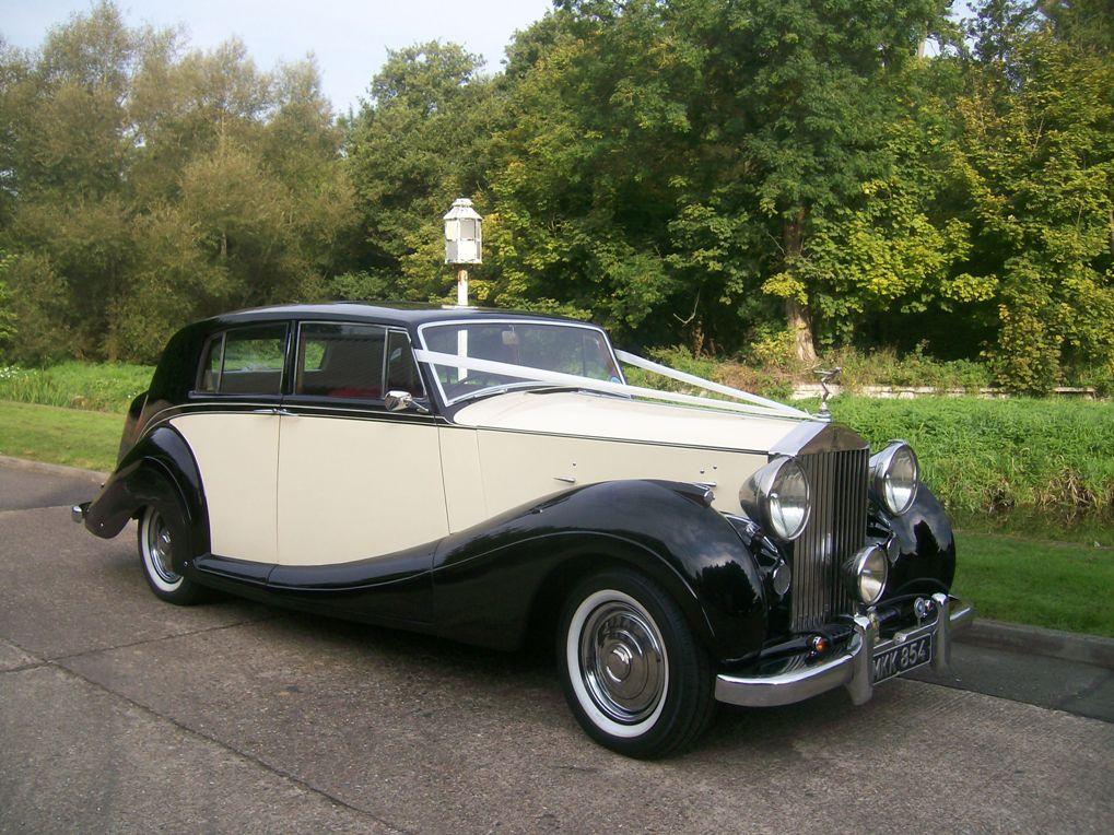Classic Rolls Royce Rolls Royce Wedding Car In Uxbridge