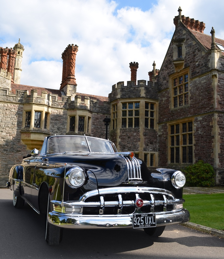 1950 Pontiac   Convertible American Wedding Car Hire In ...1950s Cars For Rent
