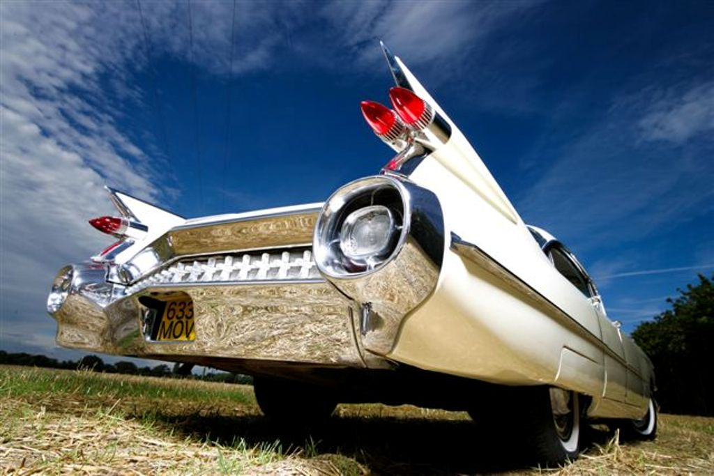 1959 Cadillac Wedding Car   American Car For Weddings In ...
