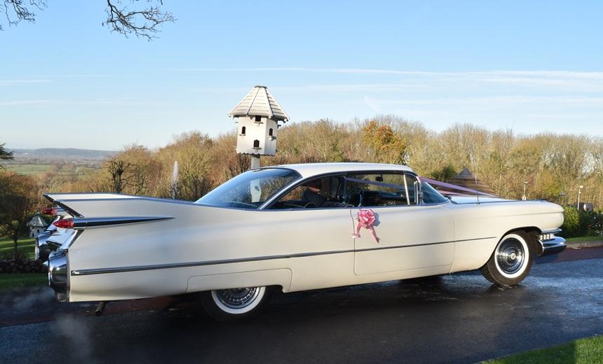 Modern Wedding Car Hire Bristol