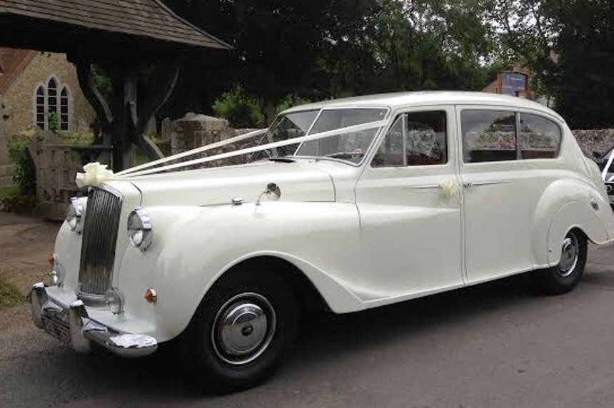Austin Princess Classic Austin Princess Wedding Car Hire