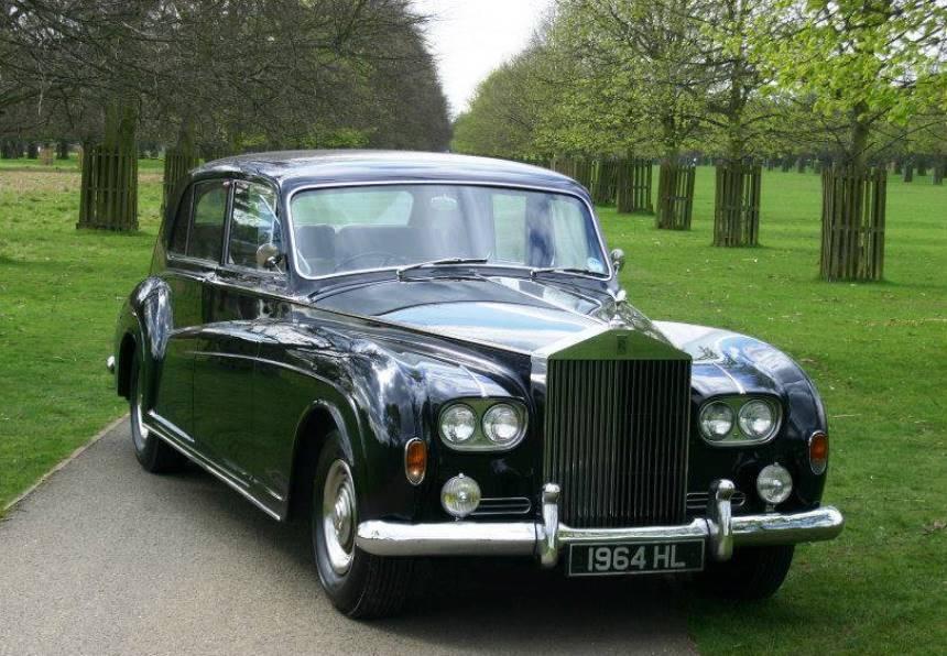 Classic Rolls Royce | Rolls Royce Phantom Wedding Car In ...
