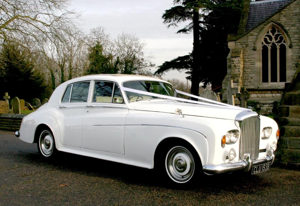 Classic Wedding Car Hire In Essex