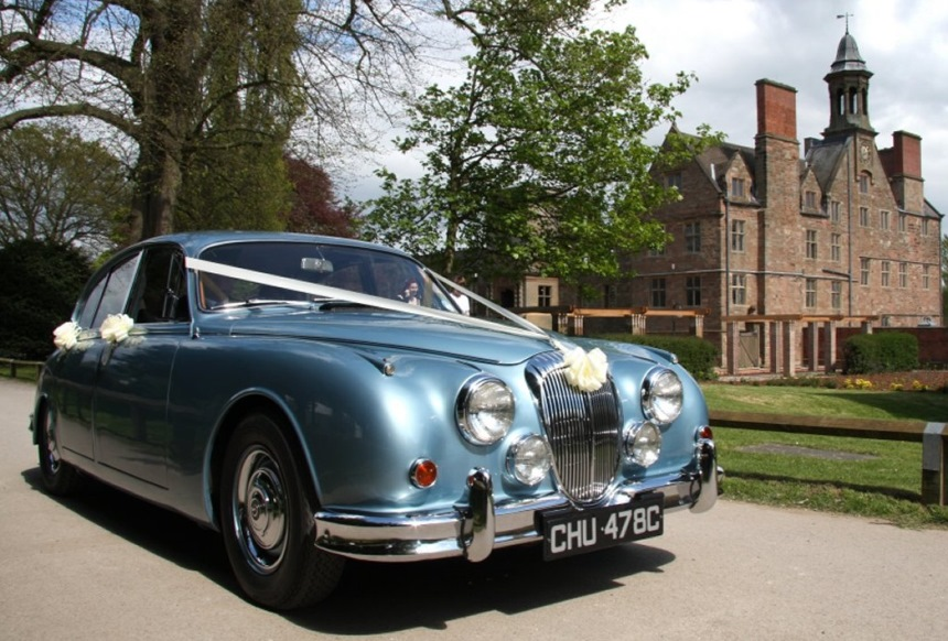Wedding Car Hire Bedfordshire Prices