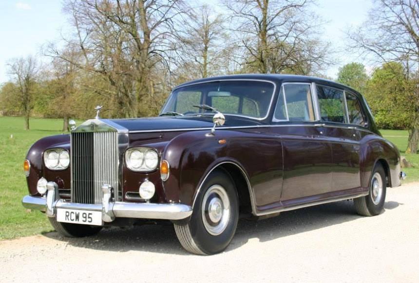 1972 Rolls Royce Rolls Royce Wedding Car In Thames