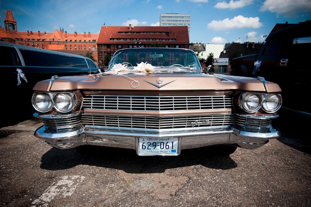 American Cadillac Wedding Car   Classic Cadillac Car Hire ...