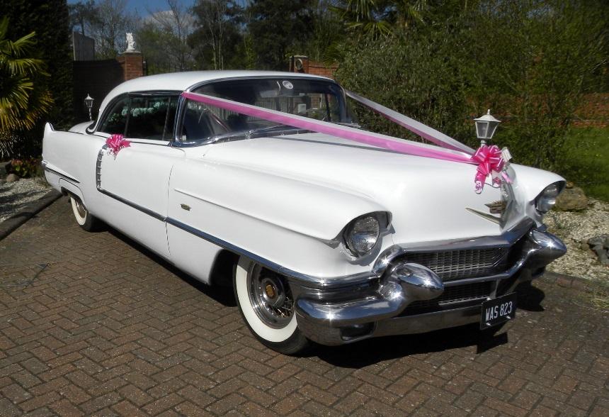 1950s American Wedding Car | American Wedding Car Hire in ...