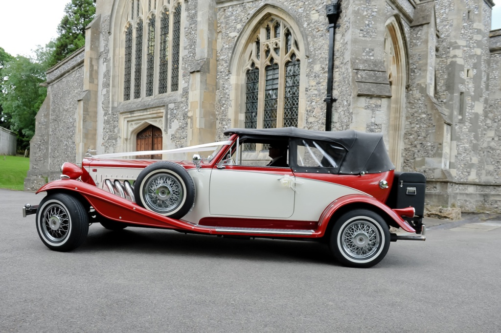 Vintage Beauford | Beauford Wedding Car Hire In High Wycombe