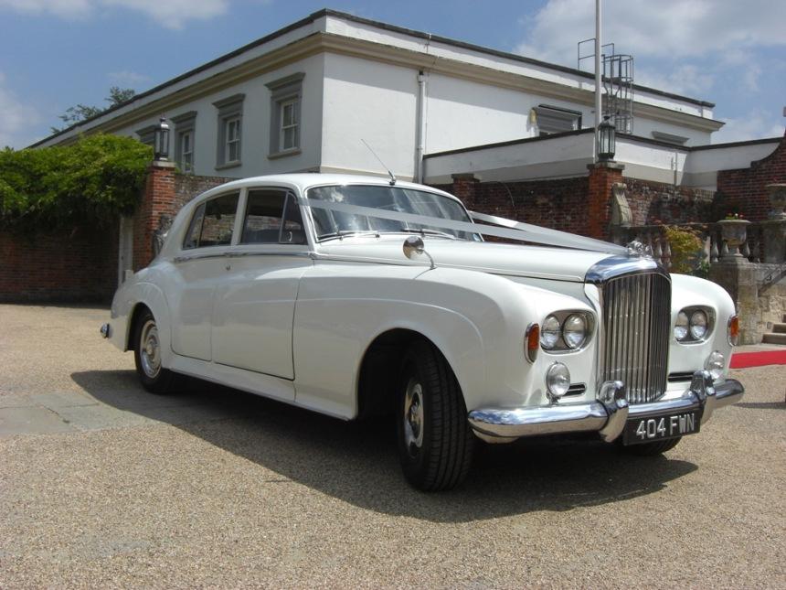 1963 Bentley S3 | Bentley Wedding Car Hire Uckfield, East ...