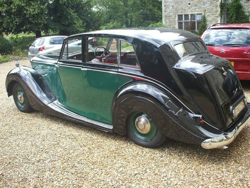 Classic Bentley Wedding Car | Bentley Wedding Hire In ...