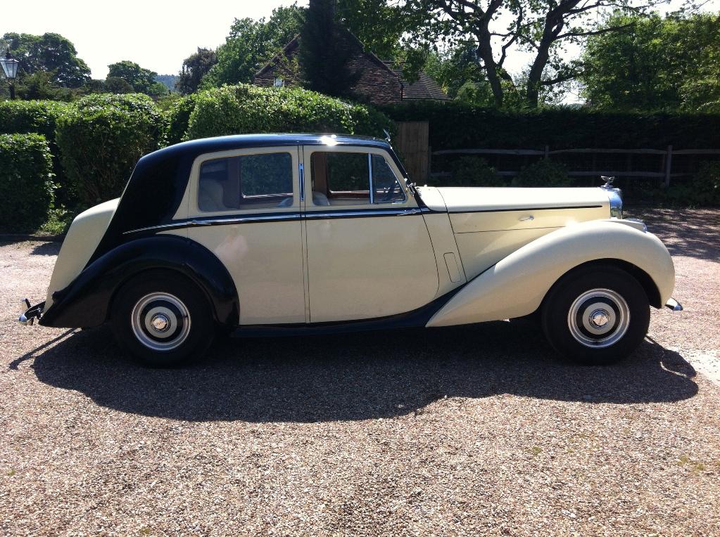 Classic Bentley | Bentley Wedding Car Hire In Chichester ...