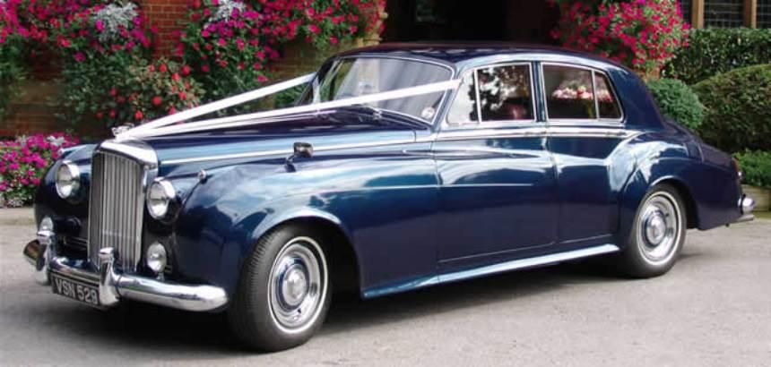 Bentley Wedding Car Bentley Wedding Car In Cheshunt