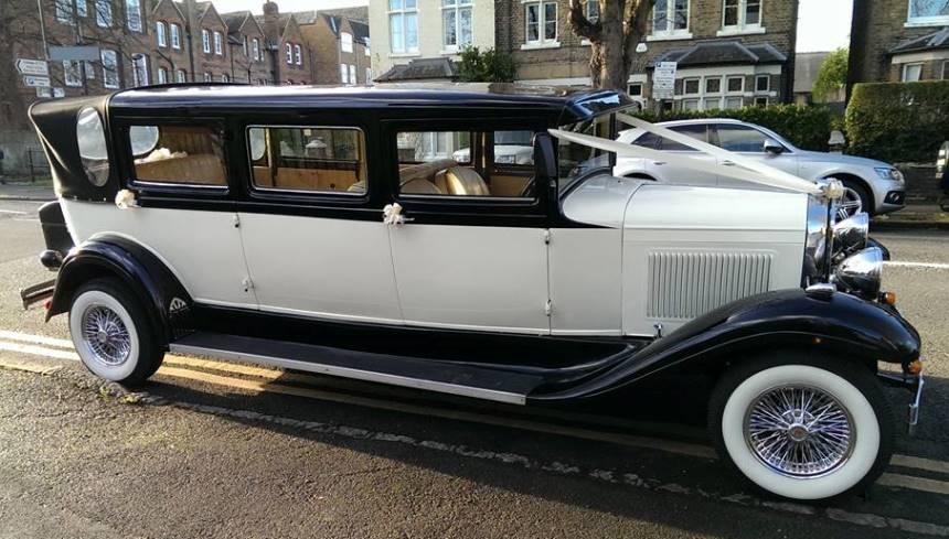 7 Seat Wedding Car | Bramwith Wedding Car Hire In Reading ...
