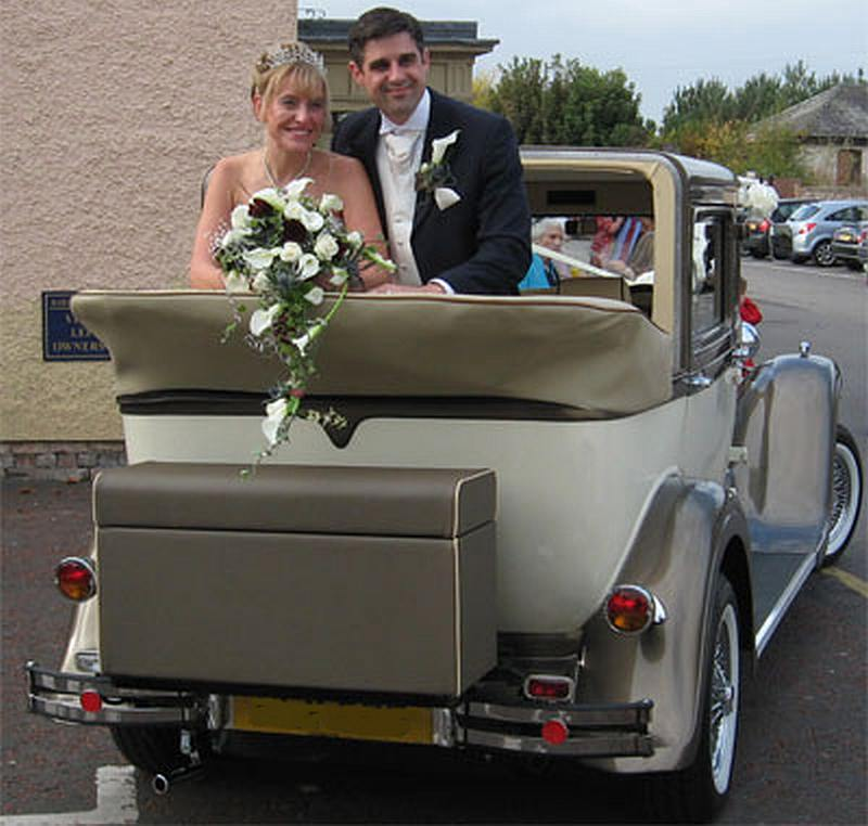 Wedding Cars Worcester Park