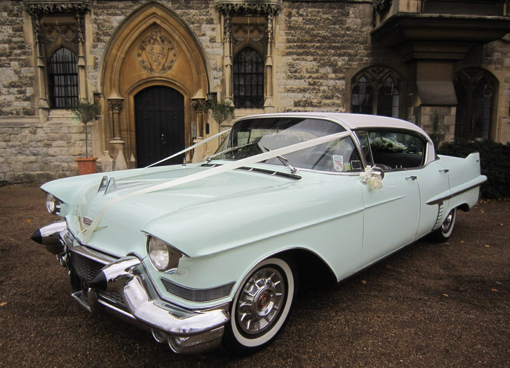 Classic Cadillac Wedding Car | Cadillac Wedding Car in ...