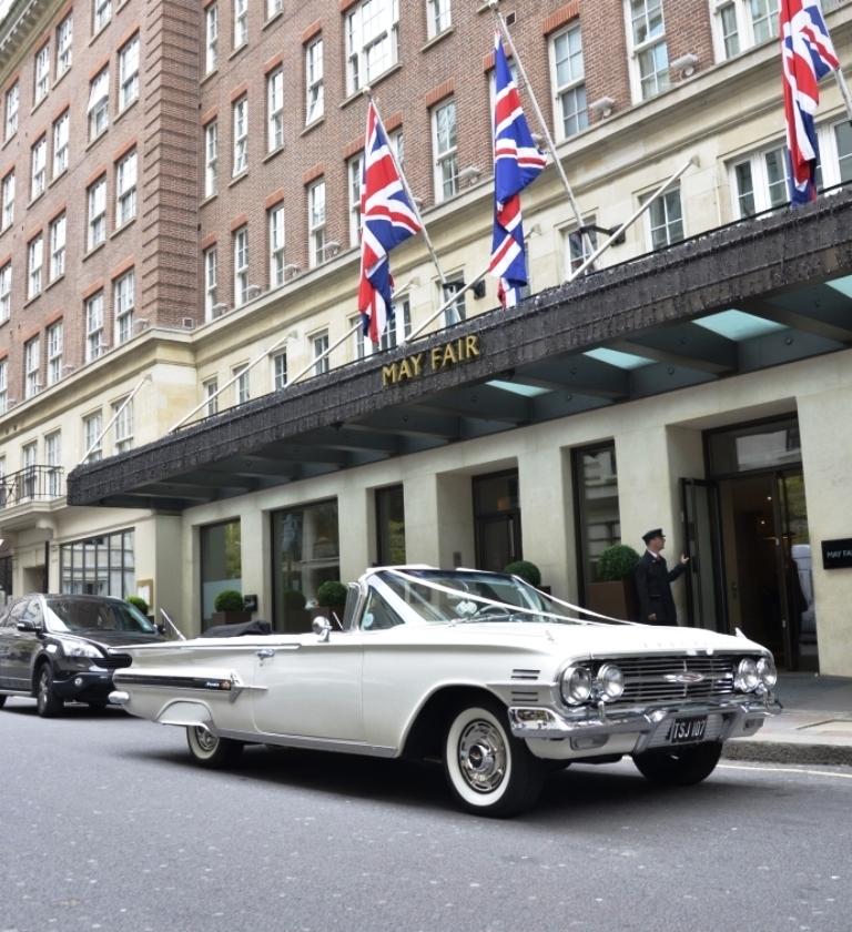 Wedding Car Hire Croydon