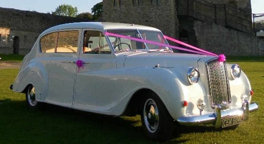 Classic Car Wedding Hire Prices