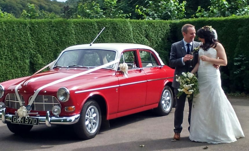 Vintage Car Hire Oxford
