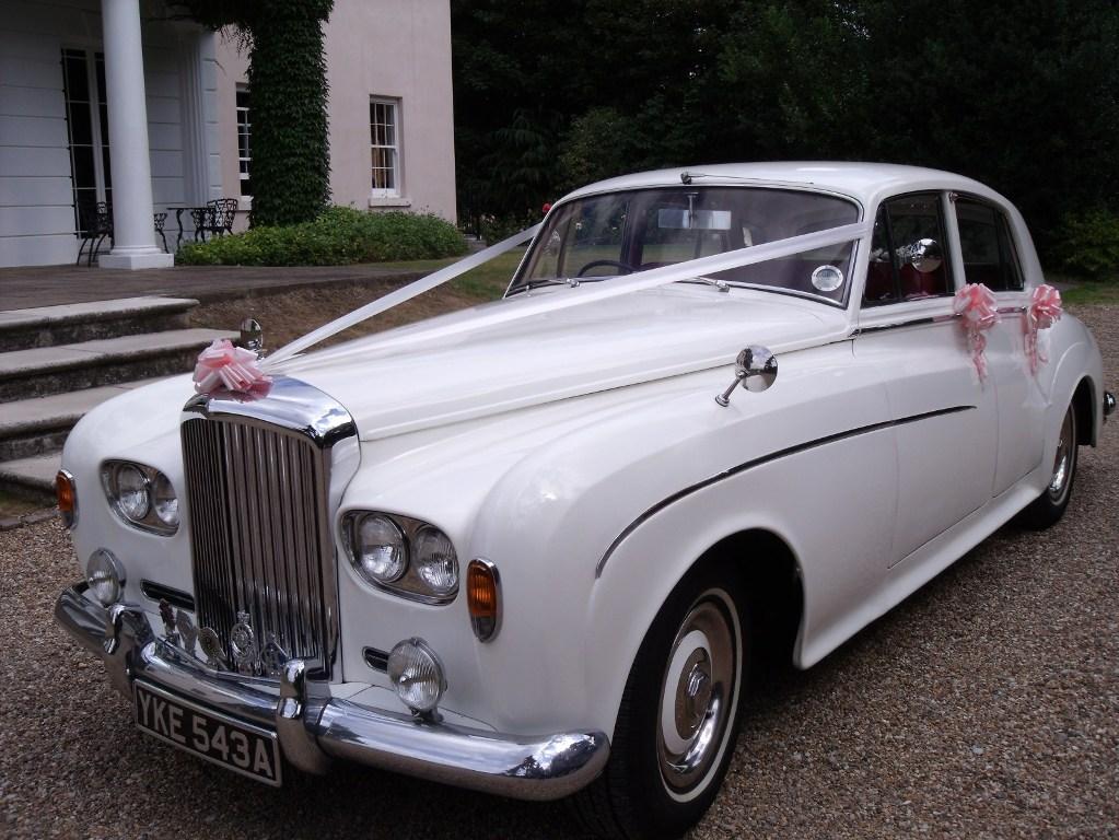Classic Wedding Car Hire Kent