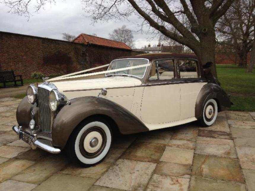 Classic Car Hire Hampshire