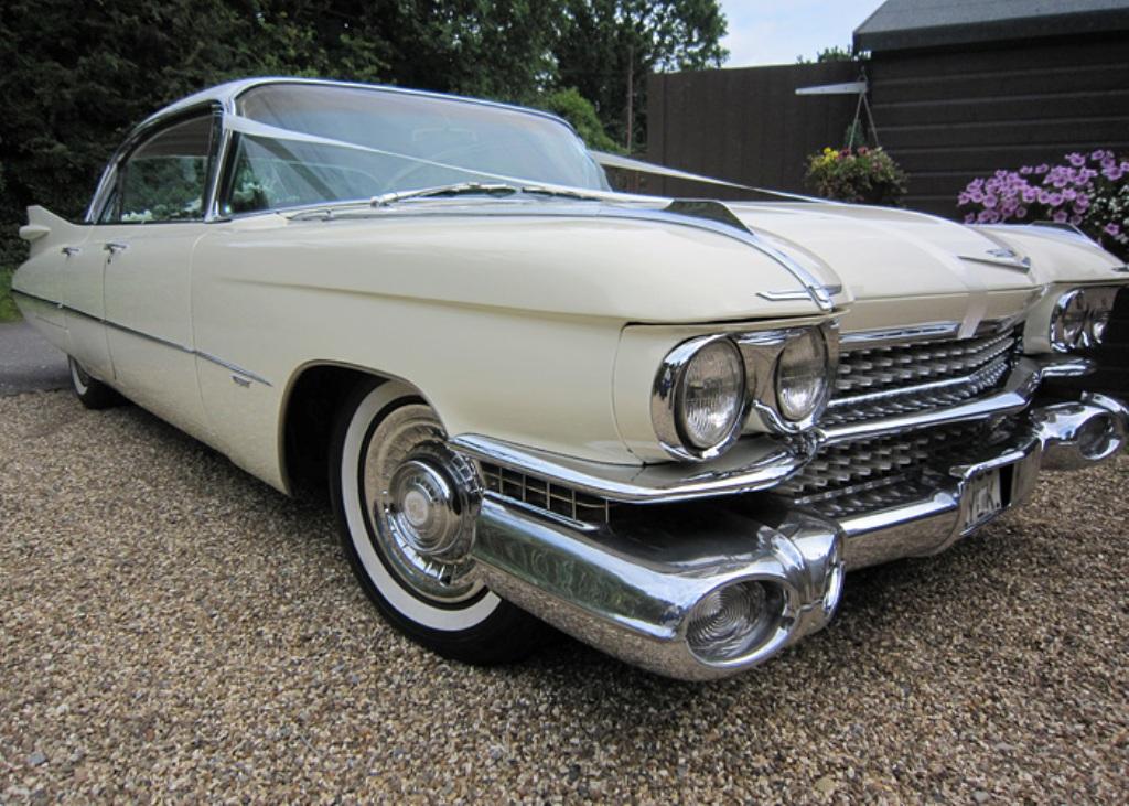 Vintage Wedding Car Hire London