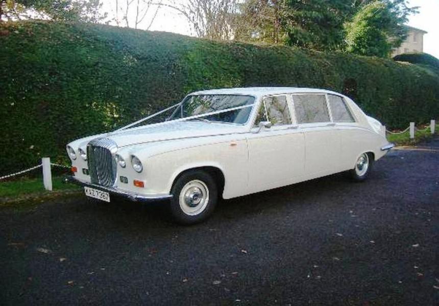 vintage wedding cars bromley