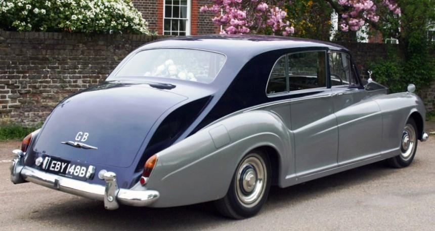 Rolls Royce Phantom Rolls Royce Wedding Car Hire In