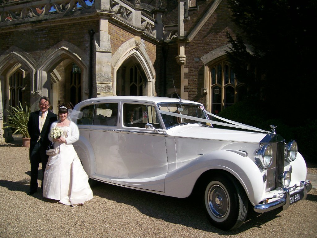 Rolls Royce 1950s Rolls Royce Wedding Car In Uxbridge