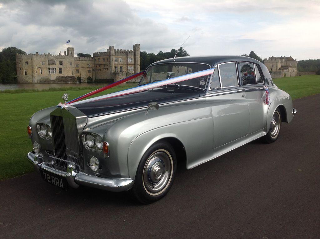 Classic Rolls Royce Rolls Royce Silver Cloud In