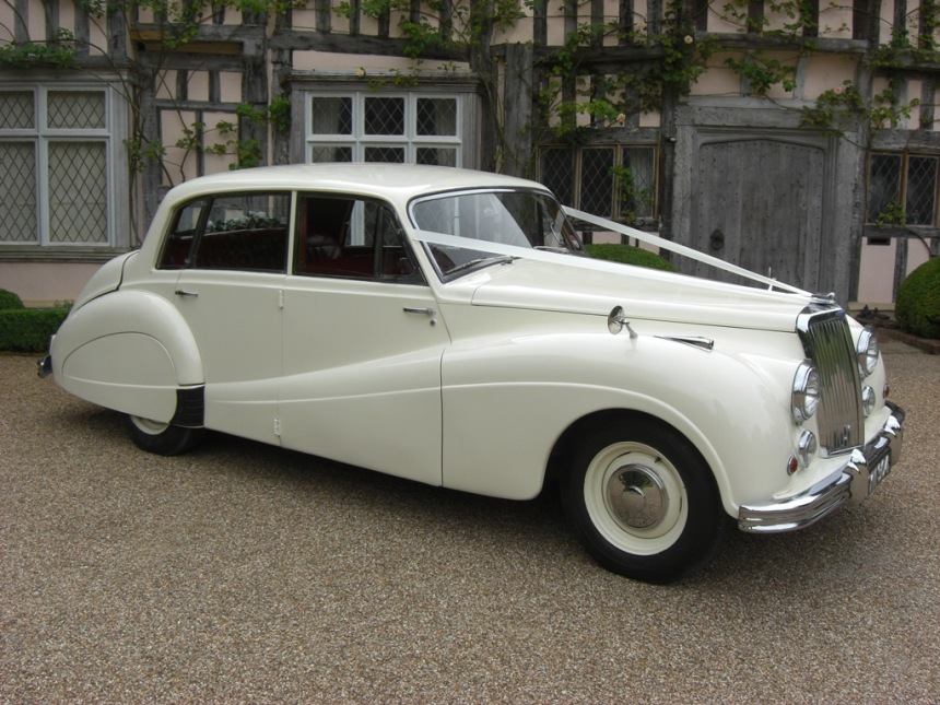 Classic Car Hire East Sussex