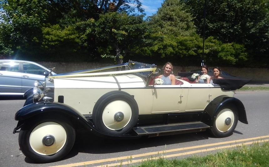 Convertible Vintage Rolls Royce | Vintage Rolls Royce Hire ...