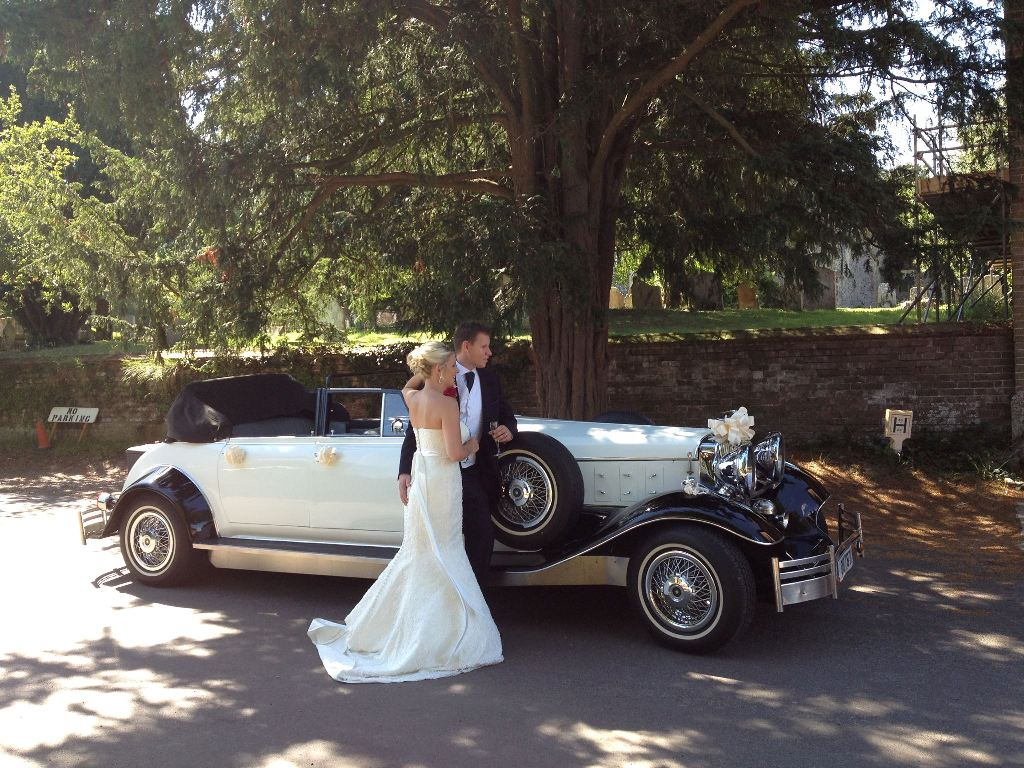 Wedding car hire in Surrey  Hampshire  Berkshire  Kent  amp  LondonCruella Deville Car Disney