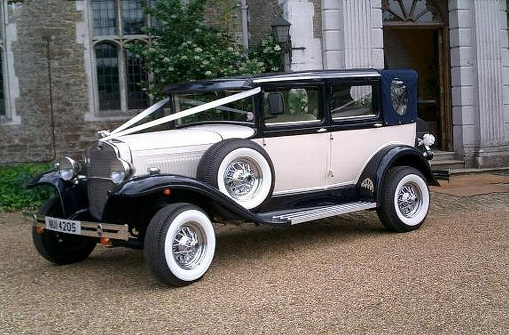 vintage ford wedding car wedding car hire kingston surrey. Black Bedroom Furniture Sets. Home Design Ideas