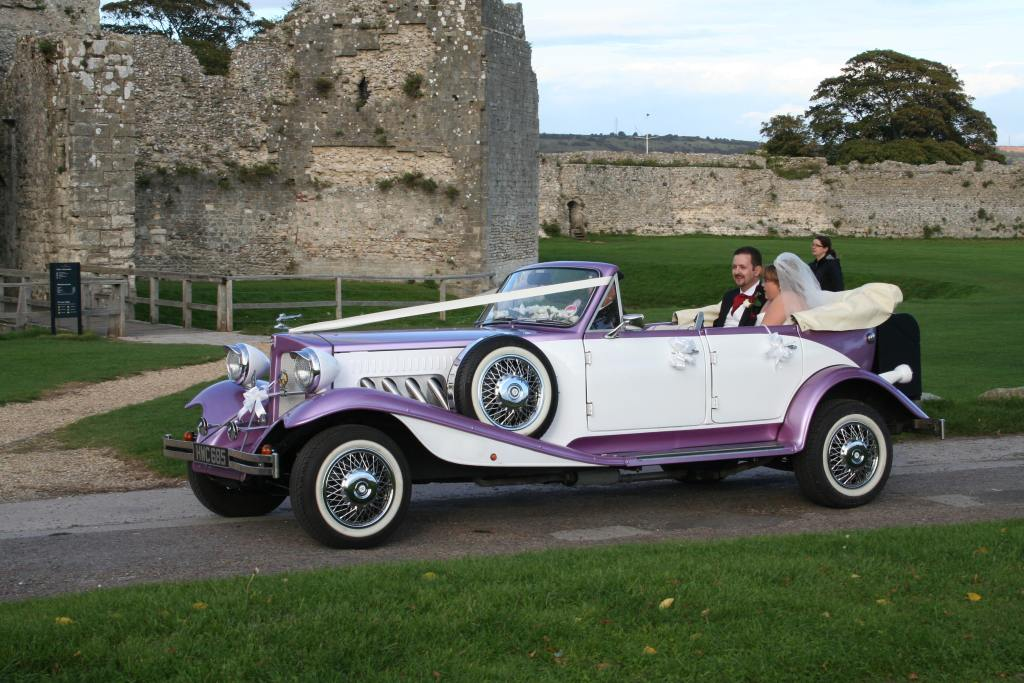 Convertible Beauford | Beauford Wedding Car In Portsmouth ...