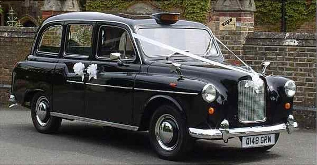 Wedding Taxi Hire In Bracknell