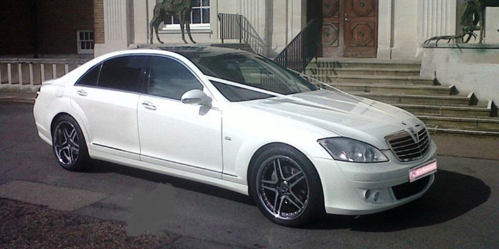 Modern Wedding Car Hire Hertfordshire