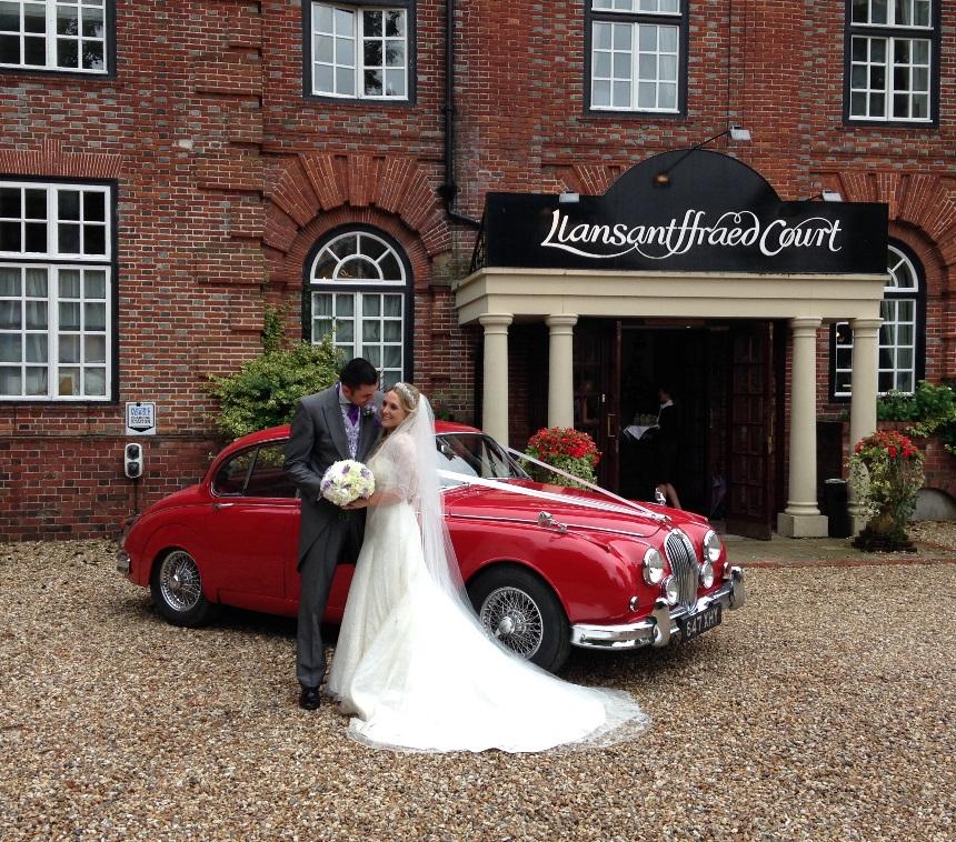 Jaguar Wedding Car Hire Prices