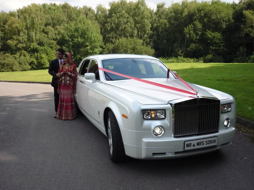 rolls royce phantom wedding car 2017. Black Bedroom Furniture Sets. Home Design Ideas