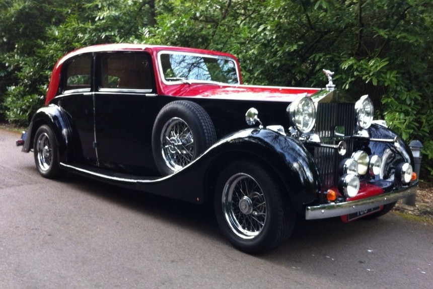 Vintage Rolls Royce Vintage Rolls Royce For Wedding Hire