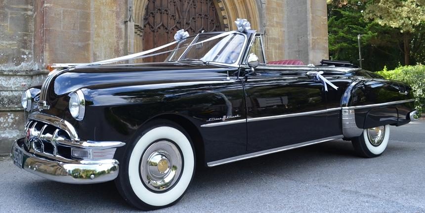 Pontiac on 1950 Ford V8 Engine