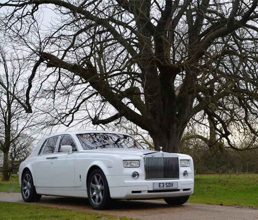 Rolls Royce Phantom Rolls Royce Phantom Wedding Cars In