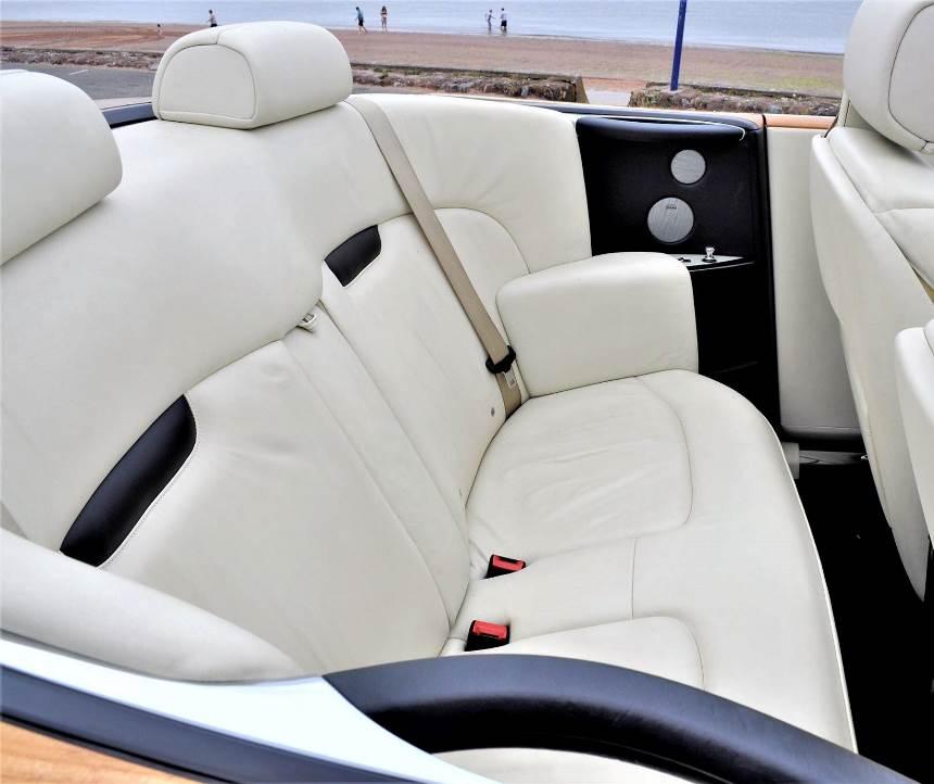 Convertible Rolls Royce Rolls Royce Wedding Car In
