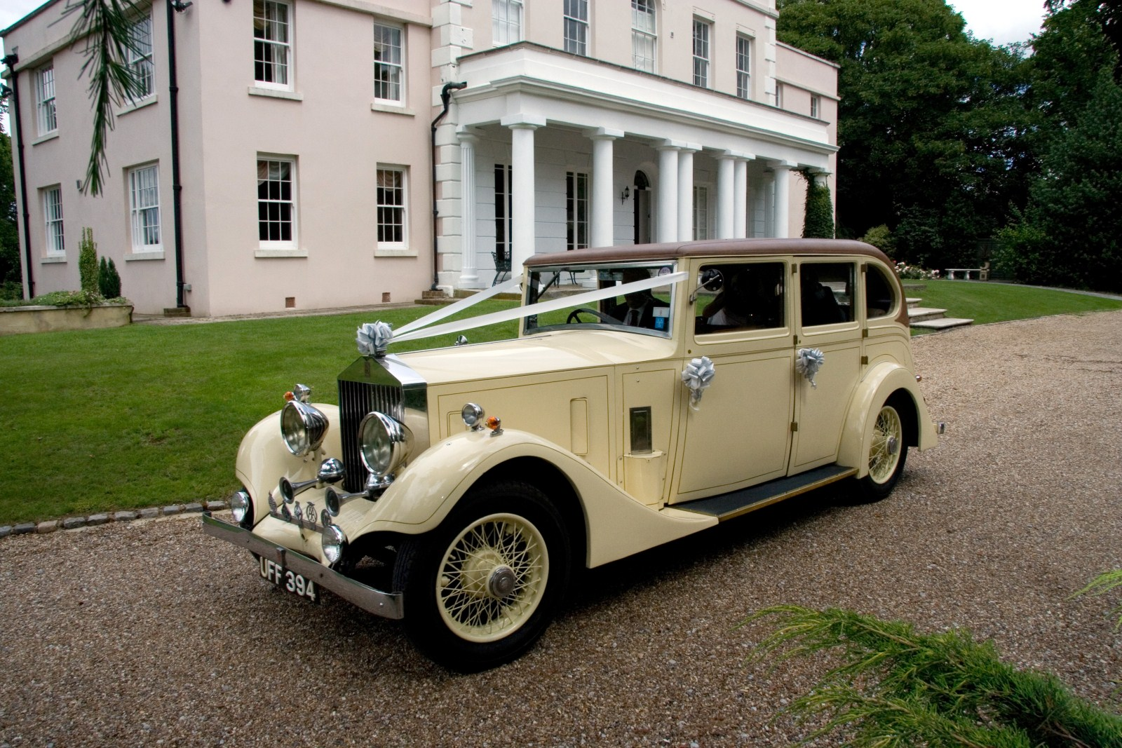 Vintage Rolls Royce Vintage Wedding Car Hire Rochester Kent