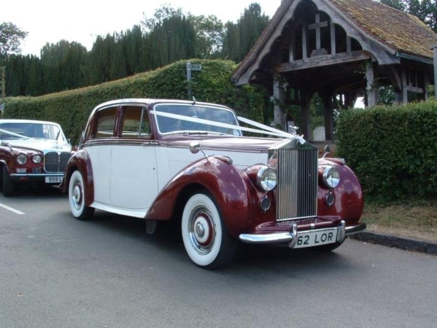 Classic Rolls Royce Wedding Car Rolls Royce Wedding Car