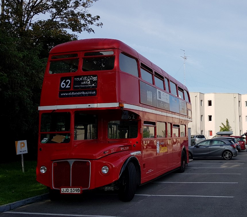 Routemsater Bus Red Routemaster Bus For Wedding In